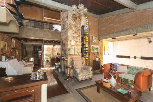 Casa - Alto De Pinheiros - Ref: 87357 - V-87357