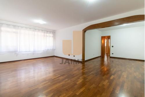 Apartamento Para Venda No Bairro Jardim Paulista Em São Paulo - Cod: Pe9231 - Pe9231