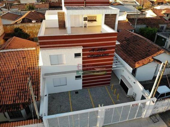 Apartamento Com 2 Dormitórios À Venda, 156 M² Por R$ 297.000 - Residencial Village Santana - Guaratinguetá/sp - Ap2938