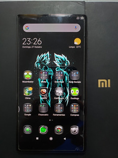 Xiaomi Mi Mix 18k Ultimate 6gb Ram 256gb