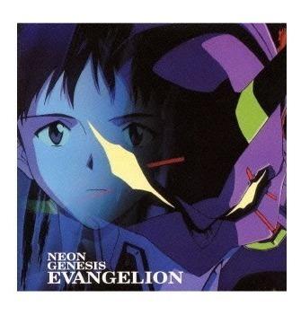 Imagen 1 de 7 de Cd Original Neon Genesis Evangelion 1 Gastovic Anime Store