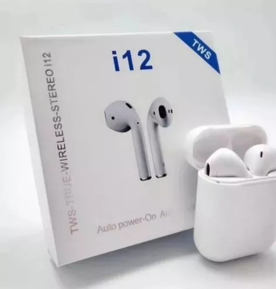 Audifonos Bluetooth AirPods Inalambrico I12 Tws Android Ios
