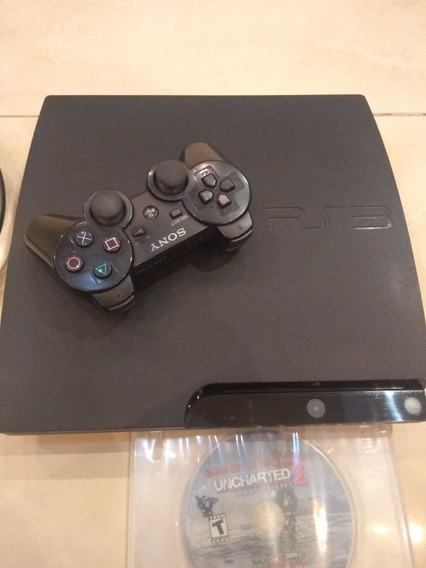 Ps3 Slim Semi Novo