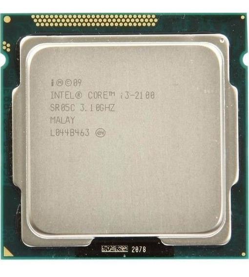 Processador Intel® Core I3-2100