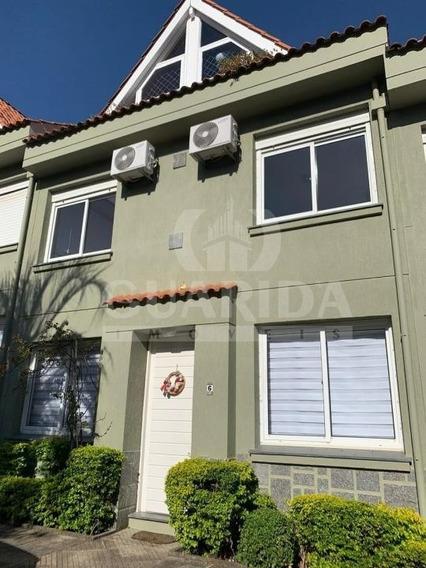 Casa Em Condomínio Para Alugar Em Porto Alegre, Com 3 Dormitorio(s) - 34669
