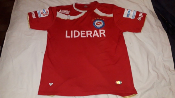 Camiseta Ca Argentinos Jrs. Olympikus 2019 Xl