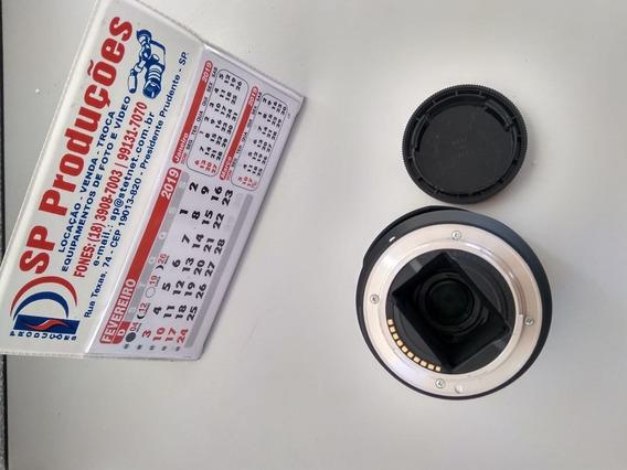 Lente Sony (nova) 28.70mm 3:5-5.6 Fe