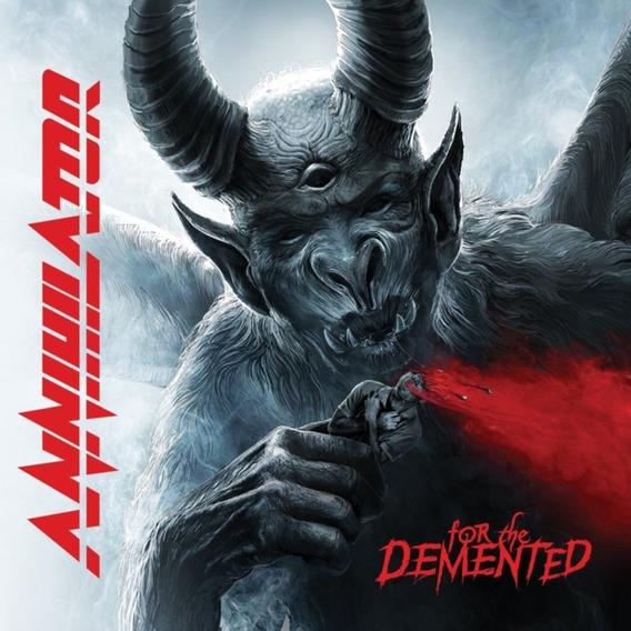 Annihilator For The Demented Cd Nuevo En Stock Original