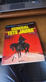 Blueberry - General Tete Jaune - Em Francês - Capa Dura