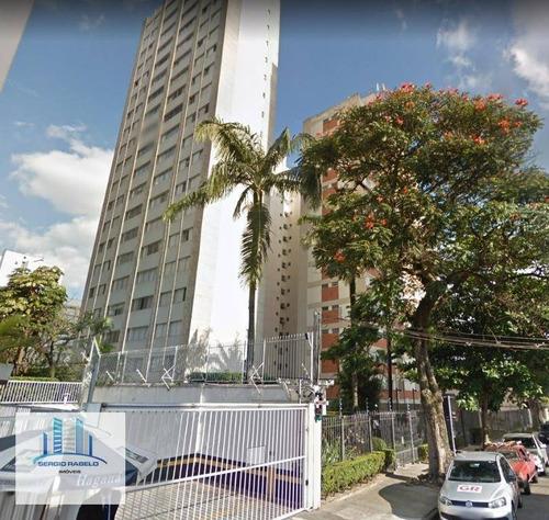 Imagem 1 de 11 de Apartamento Residencial Para Locação, Moema, São Paulo - Ap0695. - Ap0695