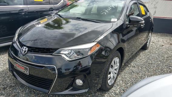 Toyota Corolla S Type Negro 2014