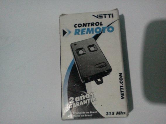 Alarme Residencial Vett 315 Mhz/ Encoder-ht 12 E