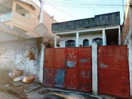 Casa Com 2 Quartos À Venda, 70 M² Por R$ 170.000 - Coelho - São Gonçalo/rj - Ca0037