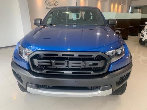 Nueva Ford Ranger Raptor 2.0 Bi Turbo 4x4 At 1