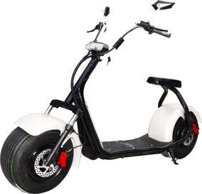 Scooter Elétrica Harley City 1000w 60v Bluetooth
