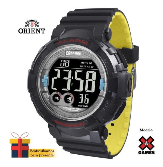 Relógio Masculino Digital Xgames Xmppd534 - X-games (nf)