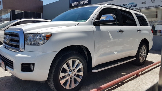 Toyota Sequoia 5.7 Limited At 2016