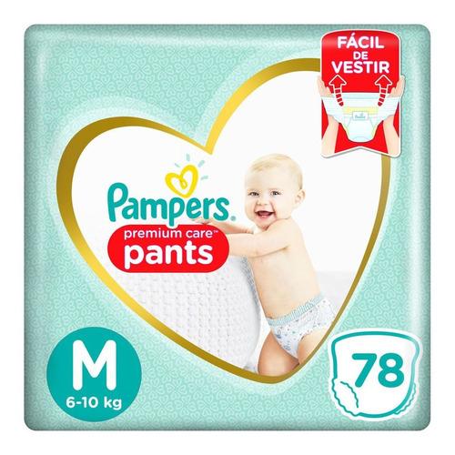 Fralda Infantil Pampers Premiun Care Pants