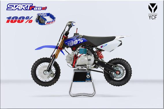Motocicleta Ycf Start 88se Limited 100% 12 Meses Sin Interes