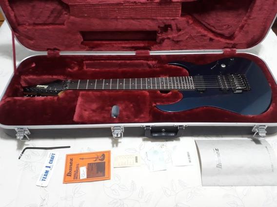 Guitarra Ibanez Rg1527 Com Captador Dimarzio D Sonic 7