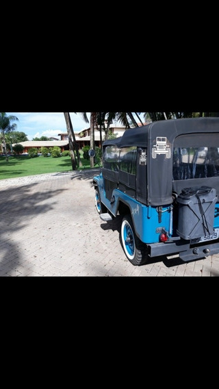 Jeep Jeep Willys Ano 1976
