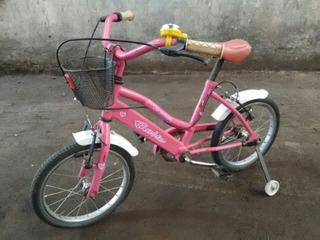 Bicicleta Rodado 12 Mujer