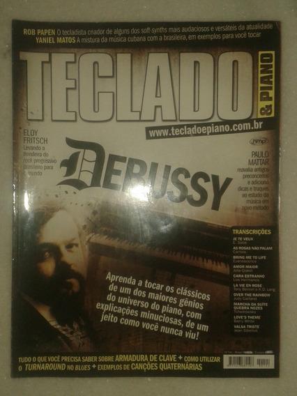 Revista Teclado E Piano - Debussy