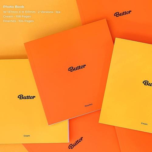 Bts Butter Cd + Libro Nuevo Importado