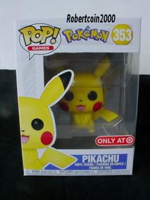 Funko Pop Pikachu Pokemon-edição Limitada Target