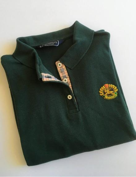 Playera Burberry Polo Vintage 90