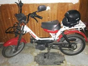 Ciclomotor Zanella Delivery 50cc