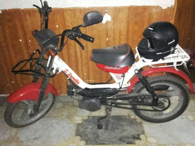 Ciclomotor Zanella Patentad 50cc