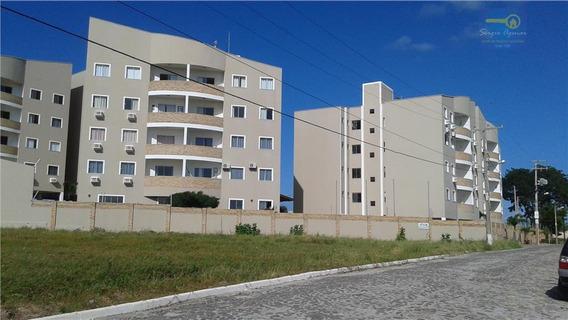Apartamento Residencial À Venda, Porto Das Dunas, Aquiraz. - Codigo: Ap0214 - Ap0214
