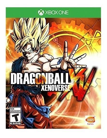 Dragon Ball: Xenoverse Xbox One Lacrado