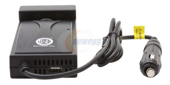 Inversor De Corriente (power Inverter) Dc-ac 110 Y 220 V.