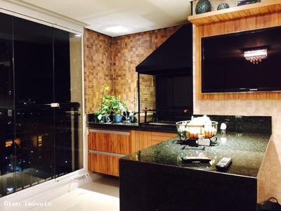 Apartamento Para Venda Em São José Dos Campos, Jardim Aquárius, 3 Dormitórios, 1 Suíte, 2 Banheiros, 2 Vagas - 15096
