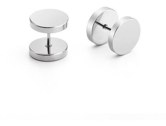 Piercing Expansor Falso Metalico 2 Pzs Con Envio