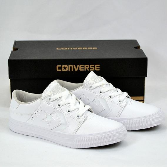 Converse Tenis Blancos 100% Originales