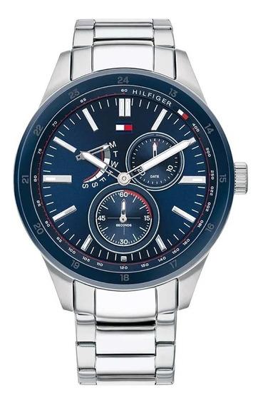 Reloj Tommy Hilfiger Hombre Austin 1791640 Acero