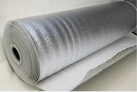 Manta Térmica Isolante Telhado Subcobertura 2mm 1face 50 M²