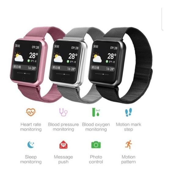 Smartwacth Relógio Inteligente, Ip68, Prova D