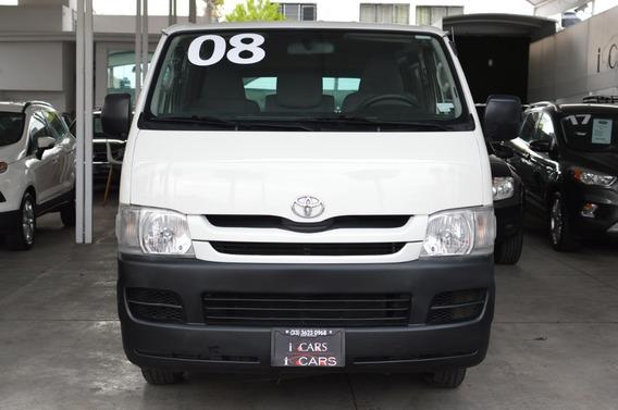 Toyota Hiace 2008