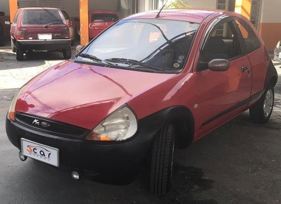 Ford Ka 1.0 Mpi Gl 8v - 2000
