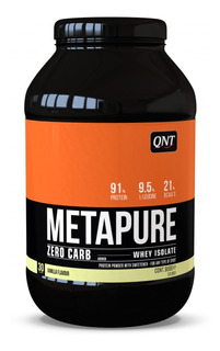 Whey Qualidade Incomparável - Proteína Importada Isolate Qnt