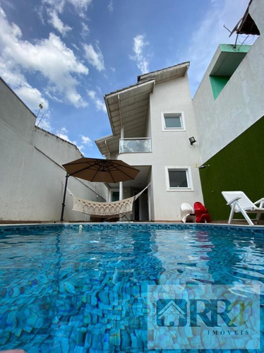 Casa Para Venda Em Suzano, Jardim Dos Ipês, 3 Dormitórios, 1 Suíte, 1 Banheiro, 2 Vagas - 324_2-1178488