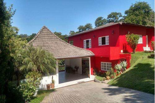 Imagem 1 de 29 de Casa Com 4 Dorms, Parque Vila Rica, Santana De Parnaíba - R$ 1.2 Mi, Cod: 213700 - V213700