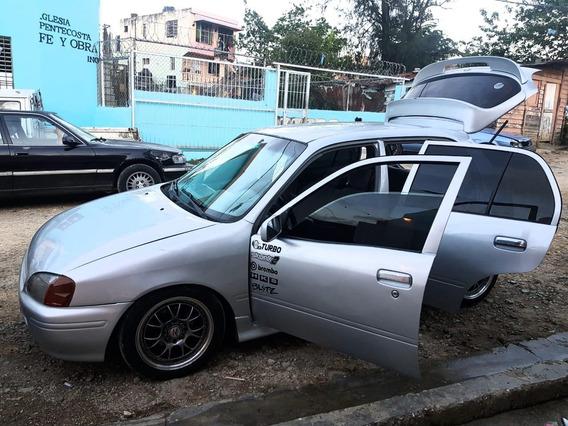 Toyota Starlet El Toyota Starlet E