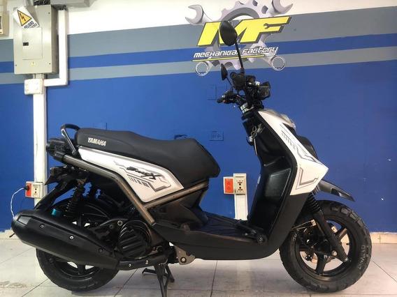 Yamaha Bws X 125 2017 Traspaso Incluido!!