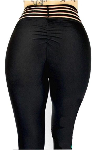 Leggings Colombiano Corte Twerk
