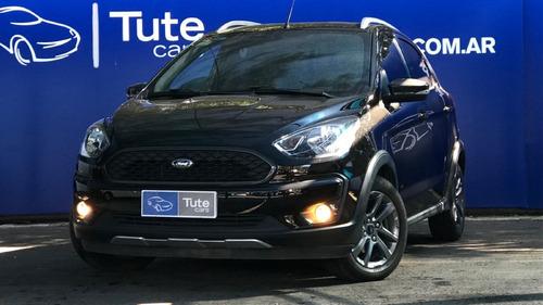 Ford Ka Freestyle Sel 1.5 Mt Hatchback 5p - Tute Cars